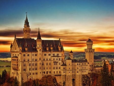 Adventures by Disney itinerary stop: Neuschwanstein Castle in Germany